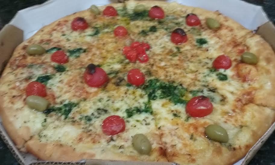 Disk Pizza Santa Rosália