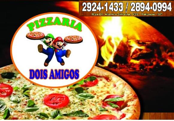 Pizzaria 2 Amigos