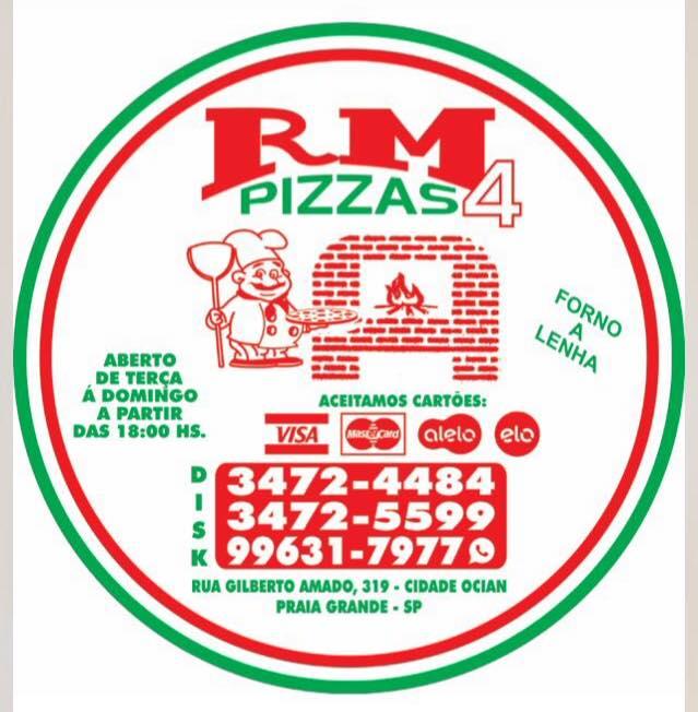 RM 4 Pizzas
